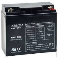 Batterie NH1220 Gel 20Ah 12V Tashima