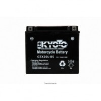 Batterie YTX20L-BS 12V 18Ah Steco Power