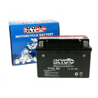 Batterie YTX9-BS avec pack acide Kyoto