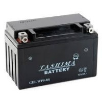 Batterie WP9BS / YTX9-BS Gel 12V 8Ah Tashima