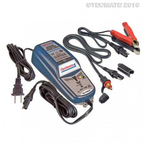Chargeur Tecmate Optimate 4 Dual Program CAN-bus edition