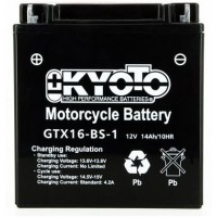 Batterie YTX16-BS-1 Kyoto