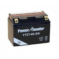 Batterie YTZ14S-BS Power Thunder avec pack acide