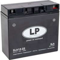 Batterie 52113 / 12-22 Gel 22Ah 12V Landport