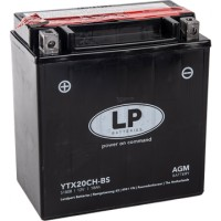 Batterie YTX20CH-BS Landport avec pack acide