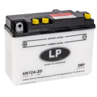 Batterie 6N12A-2D 12Ah 6V Landport avec pack acide