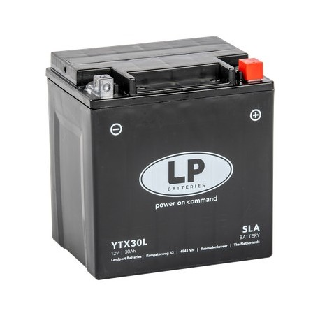 Batterie YTX30L / YIX30L / YTX30L-BS Gel Landport