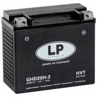 Batterie Landport Gel HVT GHD20H-3 / GHD20HL-BS