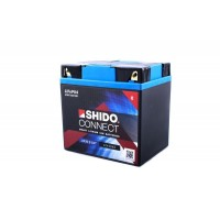 Batterie SHIDO LIX30 Q CNT Lithium Ion Connect Bluetooth
